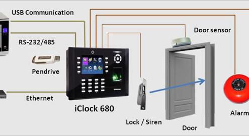 iclock680 2